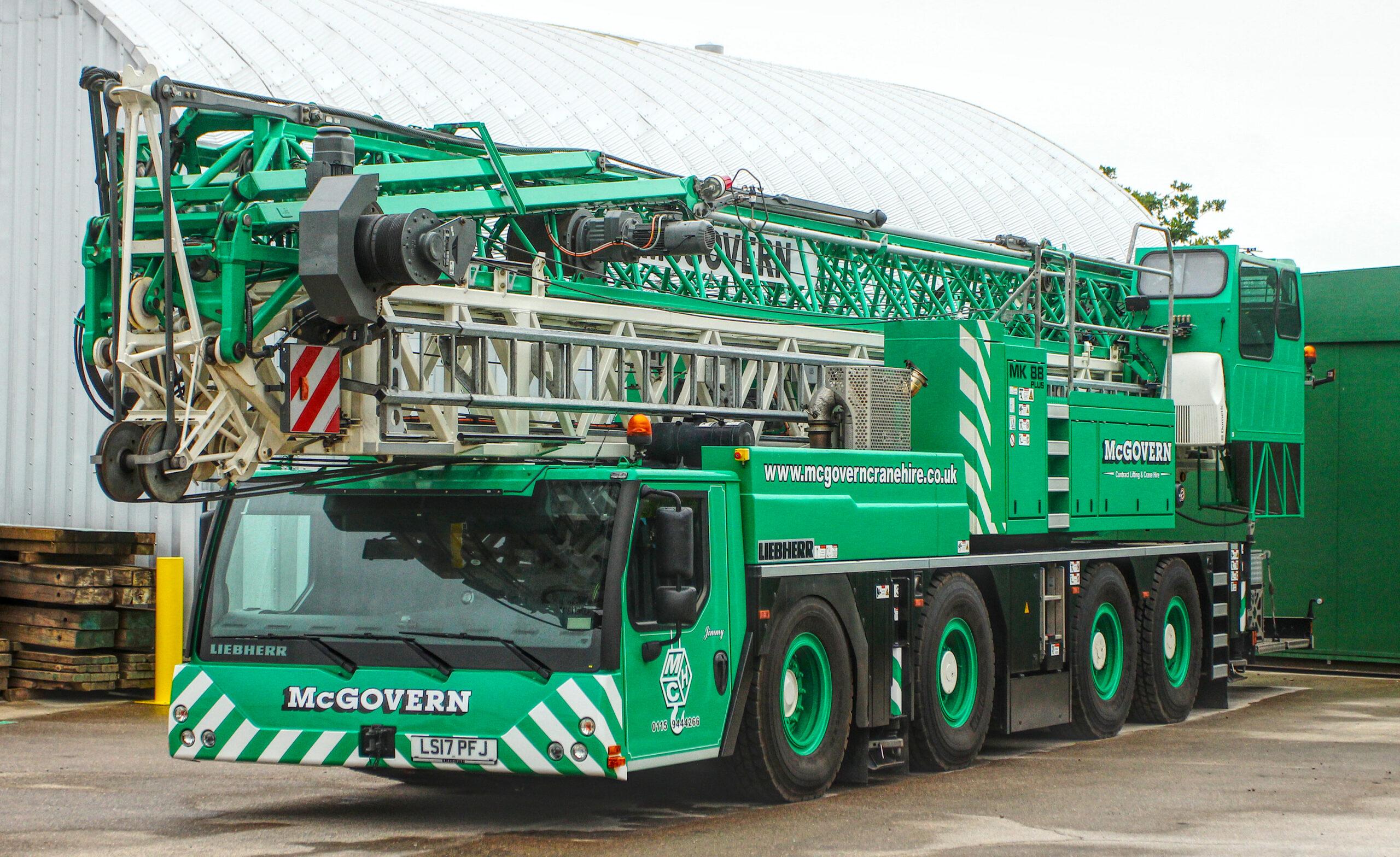 MK 88 Crane