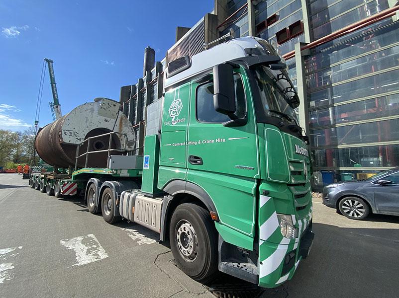 Truck isometric View
